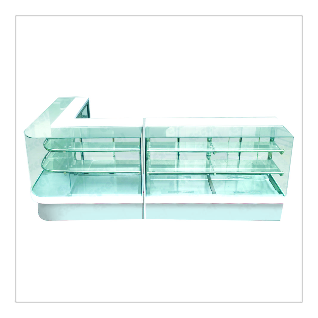Bend Shape Display Counter